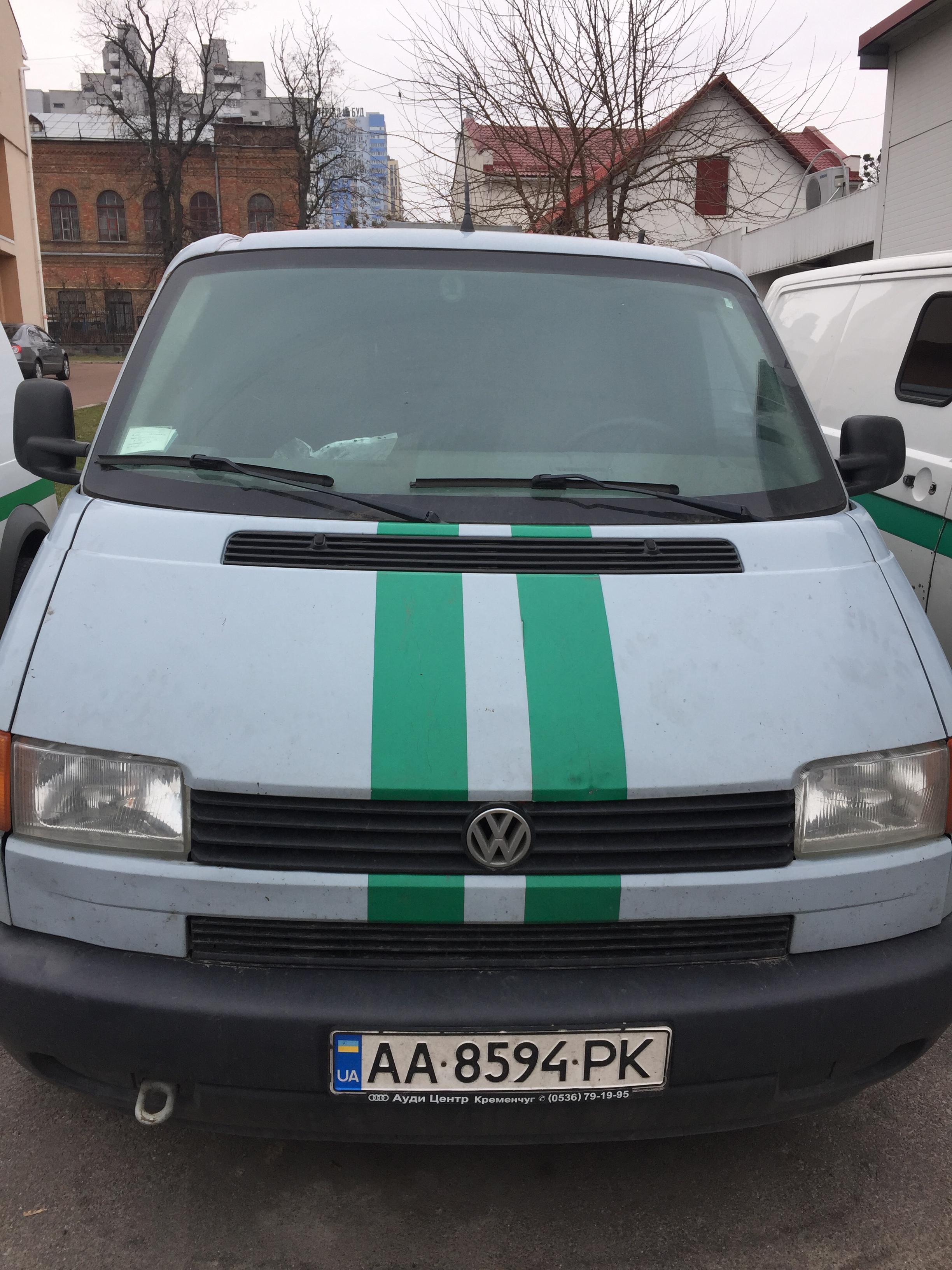 Фольксваген Транспорт АА8594РК